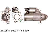 Motor de Arranque - Lucas LRS02317 ( Incl. Depósito)