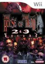 House of the Dead 2 & 3 Return - Nintendo Wii