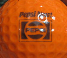 (1) PEPSI COLA - VINTAGE PEPSI NOW BALL LOGO GOLF BALL