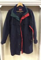 RED GREEN Of Scandinavia Coat Size Large. GORE-TEX.