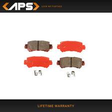 Rear Semi-Metallic Brake Pad Set For Mazda CX-3 CX-5