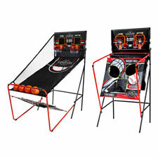 Lancaster BBG019_018P Electronic Scoreboard Arcade 3 in 1 Basketball Game