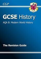 GCSE History AQA B: Modern World History Revision Guide (A*-G course),CGP Books
