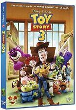 "DVD ""TOY STORY 3""      Disney n°100       neuf sous blister"