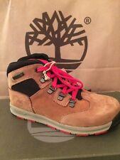 Timberland Kids Junior Boots Shoes SCRAMBLE LACE CHUKKA UK 3 US 3.5 EU 35.5 BOYS