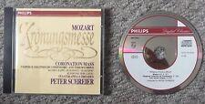 Mozart - Coronation Mass+ more - Peter Schreier - Philips CD 426 275-2