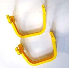 BIG Waterplay 2 Stück gelbe Verbindungen Verbindung gelb Original Ersatzteile