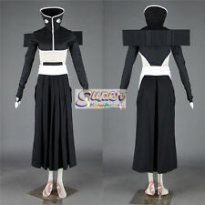 Bleach Tear Halibel 3G Black Clothing Cos Cloth Uniform Cosplay Costume