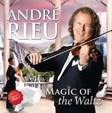 ANDRE RIEU MAGIC OF THE WALTZ CD NEW