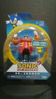 "JAKKS PACIFIC-SONIC THE HEDGEHOG--DR.EGGMAN 4"" ACTION FIGURE!  - WAVE 3! NEW!"