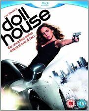 DOLLHOUSE 1+2 (2009-2010): COMPLETE Eliza Dushku TV Seasons Series Reg B BLU-RAY