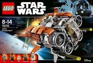 LEGO Star Wars 75178-Jakku quadjumper astronave