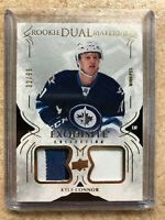 16-17 UD Exquisite Collection Rookie Material Dual Patch #RD-KC KYLE CONNOR /99