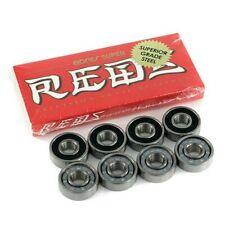 BONES SUPER REDS Skate Bearings - 8 Pack