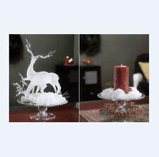 100g instant fake snow magic artificial snow powder for decor kids - AU stock