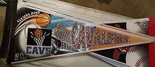 Cleveland Cavaliers pennant Cavs NBA rare style NEW RARE! vintage original 90's