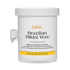 GiGi 0912 Brazilian Bikini Wax Microwave Formula  7.6oz.