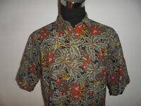 vintage CAJUN by Becker Hawaii Hemd hawaiihemd surfer oldschool shirt 90s Gr.L
