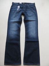 """LEE """"Denver"""" Schlag Jeans Hose, W 38 /L 36, NEU ! Flare Leg, faded wash Denim !"""