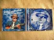 John Lee Hooker Blues Is My Favourite Colour - 1 CD