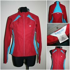 PEARL IZUMI Women's size SMALL Removable sleeves Light Jacket / Top