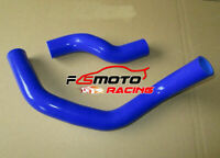 Silicone Radiator Hose FOR Nissan silvia 200SX 240SX S13 S14 S15 SR20DET BLUE
