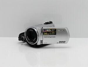 SONY HANDYCAM DCR-SR32E CAMCORDER HARD DISC DRIVE HDD DIGITAL VIDEO CAMERA