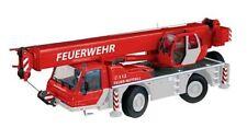 NZG 532-08 Terex Demag AC35 Mobile Hydraulic Crane - FEUERWEHR 1/50 Die-cast MIB
