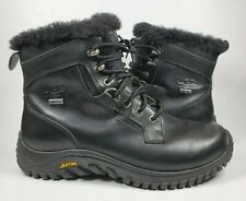 UGG Australia Gore-Tex Vibram Black Leather Chukka Boots #5481 Mens Size US 8