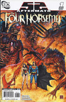 52 Aftermath Four Horsemen Comic Issue 1 Modern Age First Print Giffen Olliffe