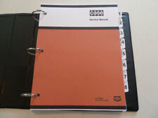 Case 430CK/530CK Tractor Service Manual Repair Shop Book NEW with Binder