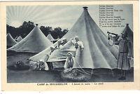 51 - cpa - Camp de MOURMELON - 5 heures du matin - Le réveil