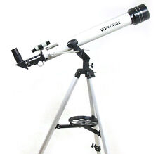 "Visionking 700x60 1.25"" Refractor Space Astronomical Telescope Moon Watching"