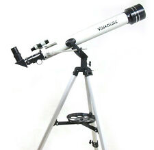 "Visionking 700-60 1.25"" Refractor Monocular Outer Space Astronomical Telescope"