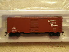 20002434 Canadian Pacific 40' Box Car Brand New In Box