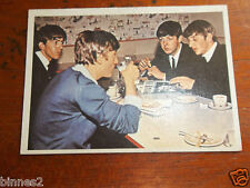 THE BEATLES DIARY TOPPS T.C.G. GUM TRADING CARD COLOUR / COLOR 1965 CARD NO.41A