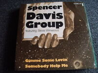 Spencer Davis Group-Gimme some lovin 7 PS-Made in Germany
