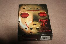 Friday the 13th - From Crystal Lake to Manhattan (DVD, 2004, 5-Disc Set) *New*
