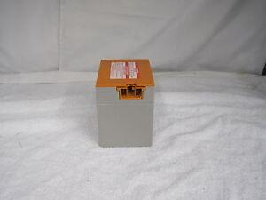 Power Wheels X6645 Fisher Price Jeep Hurricane 12 Volt Orange Top  Battery OEM