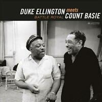 Ellington, DukeEllington Meets Basie- Battle Royal (180 Gram) (New Vinyl)