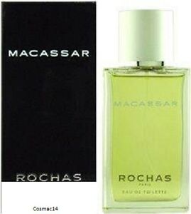 Rochas Macassar Vintage New 75ml EDT(Unboxed)