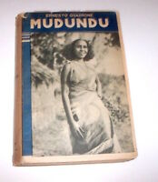 Colonialismo Africa - Quadrone - Mudundu Cacciatori d'ombre a equatore ed. 1935