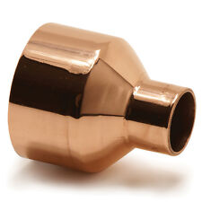 NEW copper fitting reducer 54mm x 15mm, male x female, water, gas, plumbing