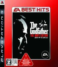 Used Sony PS3 Japan EA Best Hits The Godfather The Don's Edition PlayStation 3