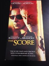 The Score (2001, VHS)