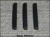 (3) Nintendo Virtual Boy Game Dust Covers/End Caps - FREE SHIPPING!