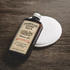 Chamberlain's Leather Care Liniment Formula No. 1 Leather Conditioner 6 oz.