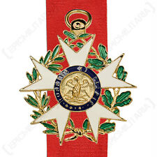 French Legion of Honour MEDAL repro National order Decoration with Ribbon