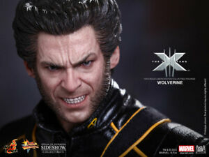 X-MEN: THE LAST STAND~WOLVERINE~SIXTH SCALE FIGURE~MMS187~HOT TOYS~MIBS