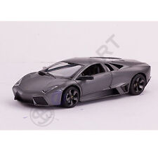 RASTAR 1:24 Grey Lamborghini REVENTON metal diecast model Toy Christmas Gift Car